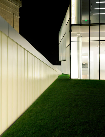 Nelson-Atkins Museum of Art, by Steven Holl