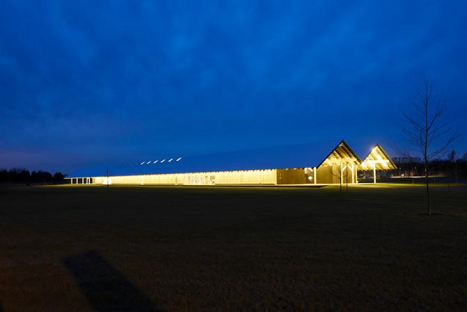 Parrish Art Museum, by Herzog & de Meuron