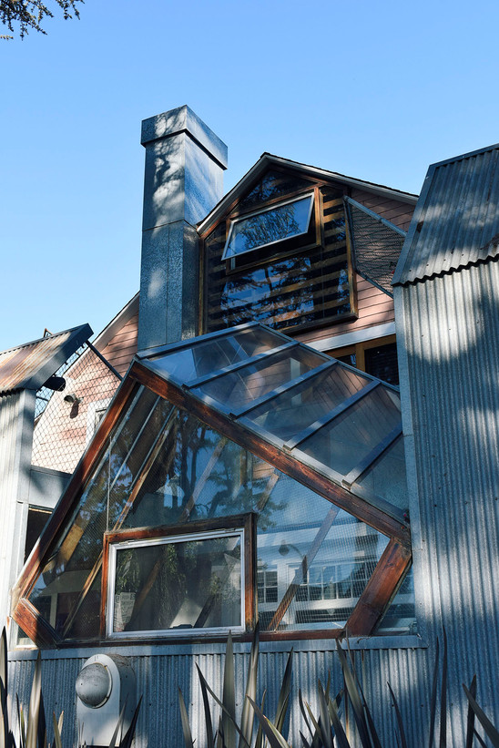 Gehry Residence, by Frank O. Gehry