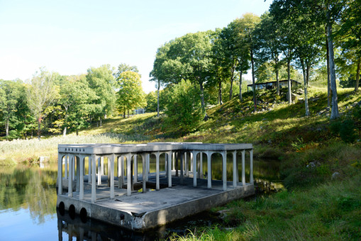 Glass House, by Philip Johnson