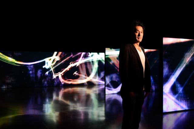 Toshiyuki Inoko of teamLab, Artist