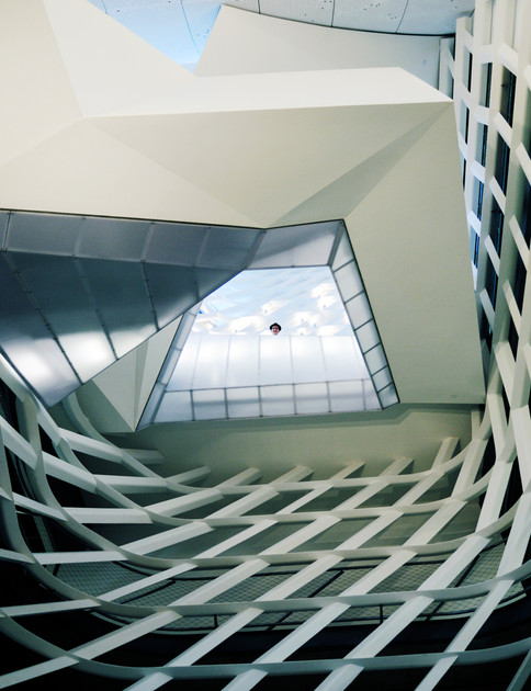 41 Cooper Square, by Thom Mayne