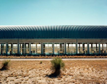 100 untitled works in mill aluminum, by Donald Judd