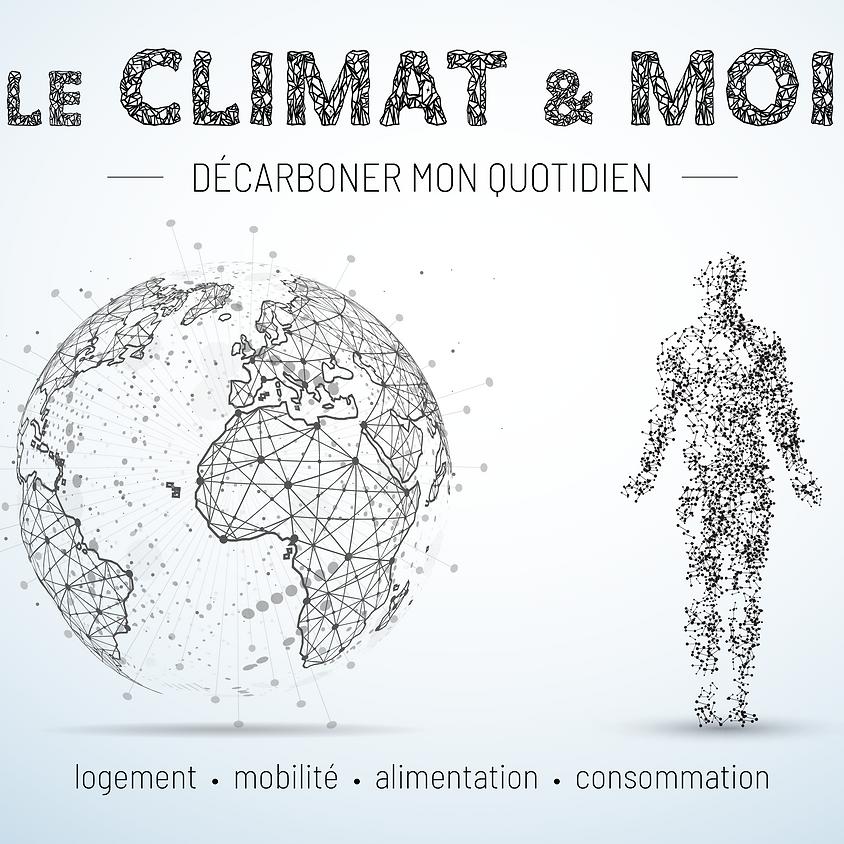 Le climat & moi, décarboner mon quotidien - vidéoconférence animée par The Shifters Belgium