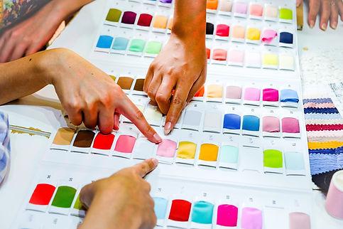 The architecture ,clients and painter al