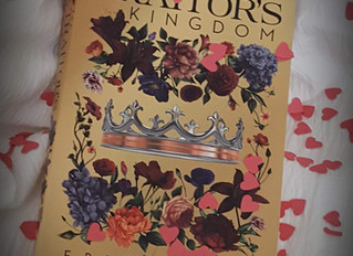 ARC Giveaway for THE TRAITOR'S KINGDOM!