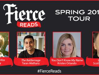 Talko Tuesday: Fierce Reads Spring Tour