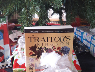 GIVEAWAY for THE TRAITOR'S KINGDOM
