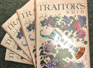 Traitor's Ruin GIVEAWAY!