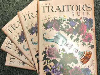 Traitor's Ruin GIVEAWAY!