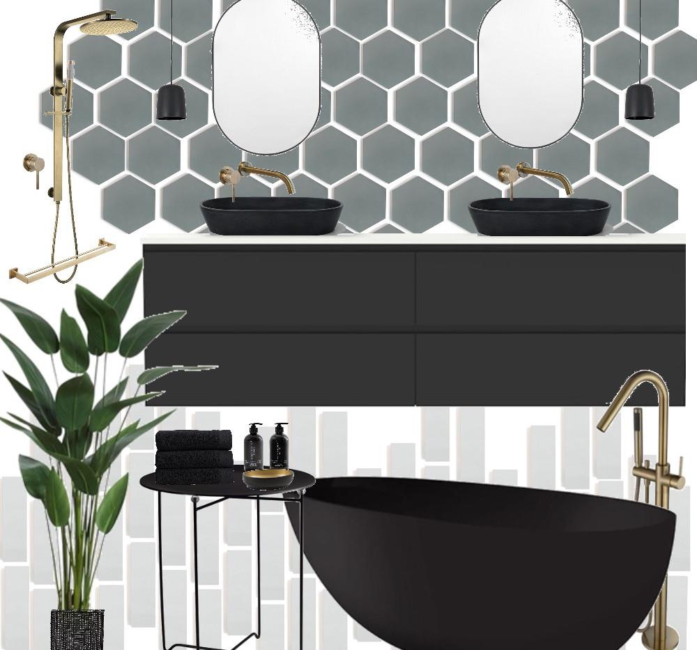 Contemporary Luxe Bathroom