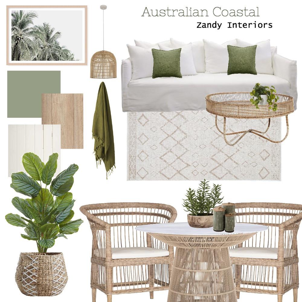 Australian Coastal concept board