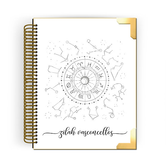 Gold Planner Mapa Astral by Tatiana Alves