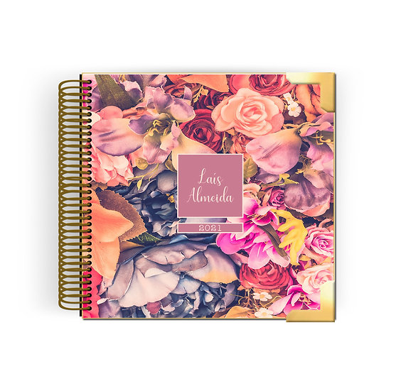 Planner Kyra - Flowers