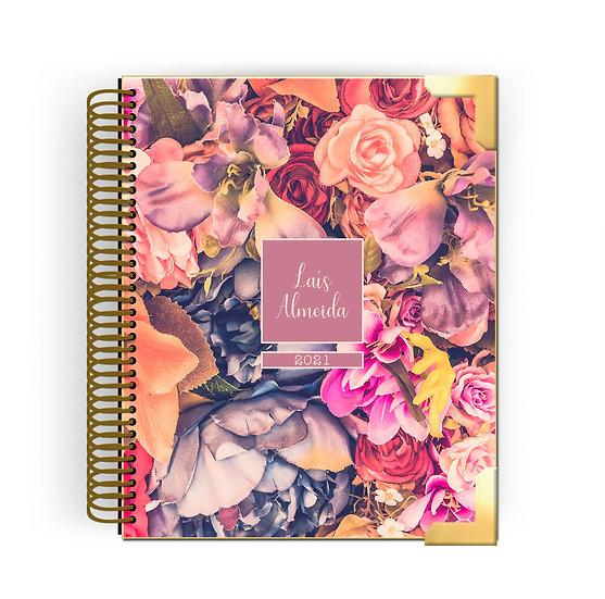 Planner Hanna - Flowers