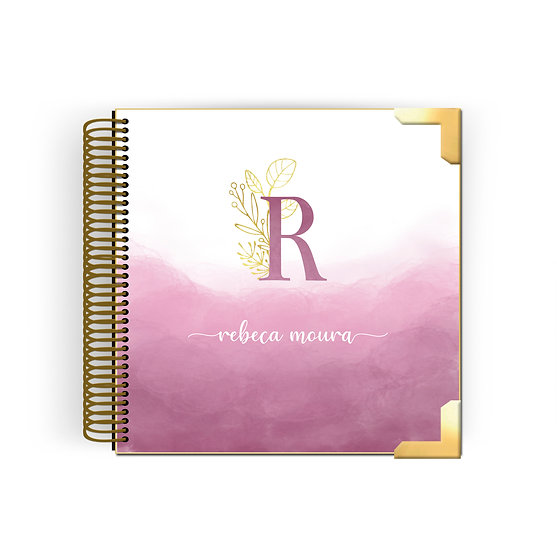 Planner Kyra - Mistery Sweet Pink