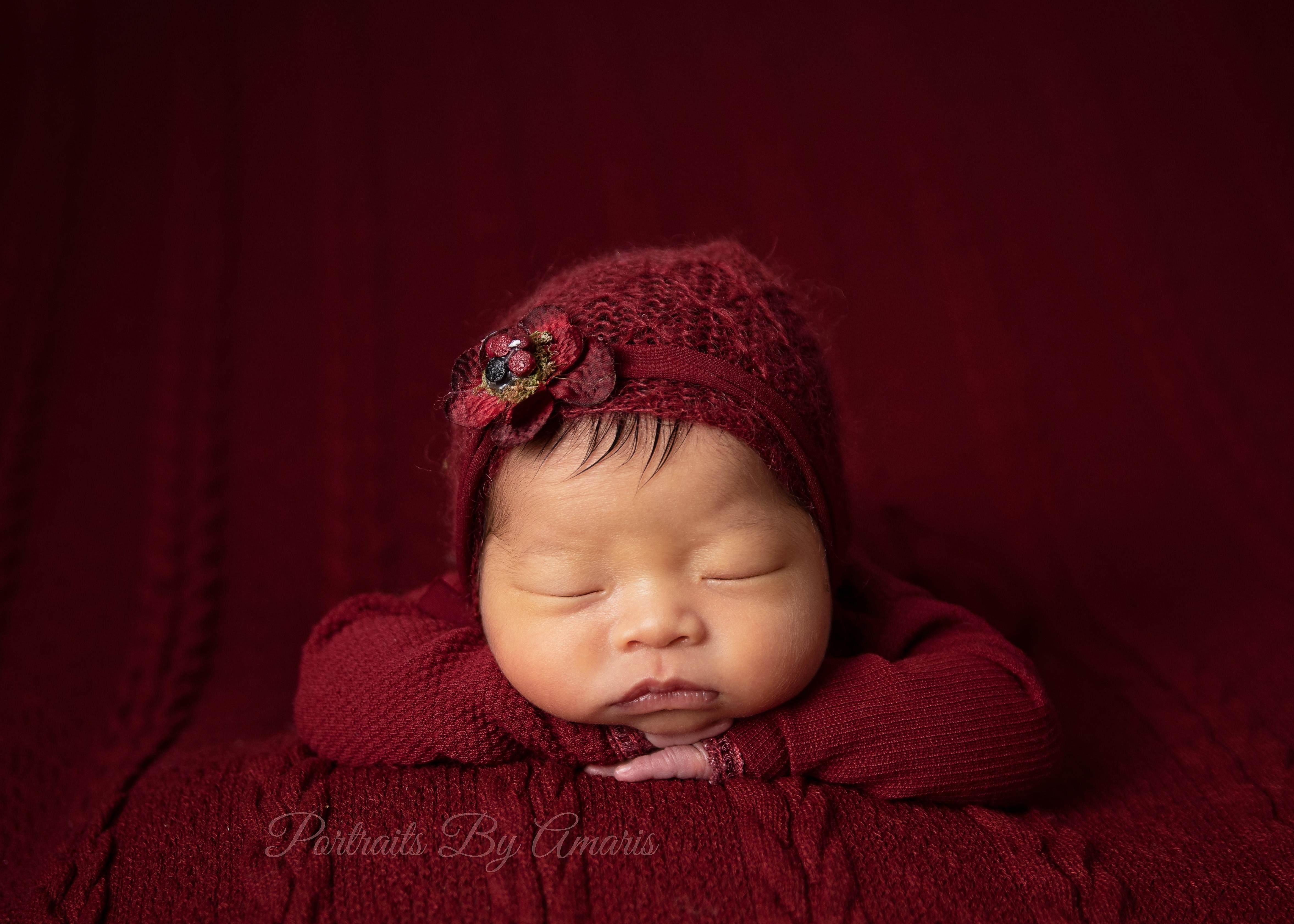 Christmas-Red-Newborn