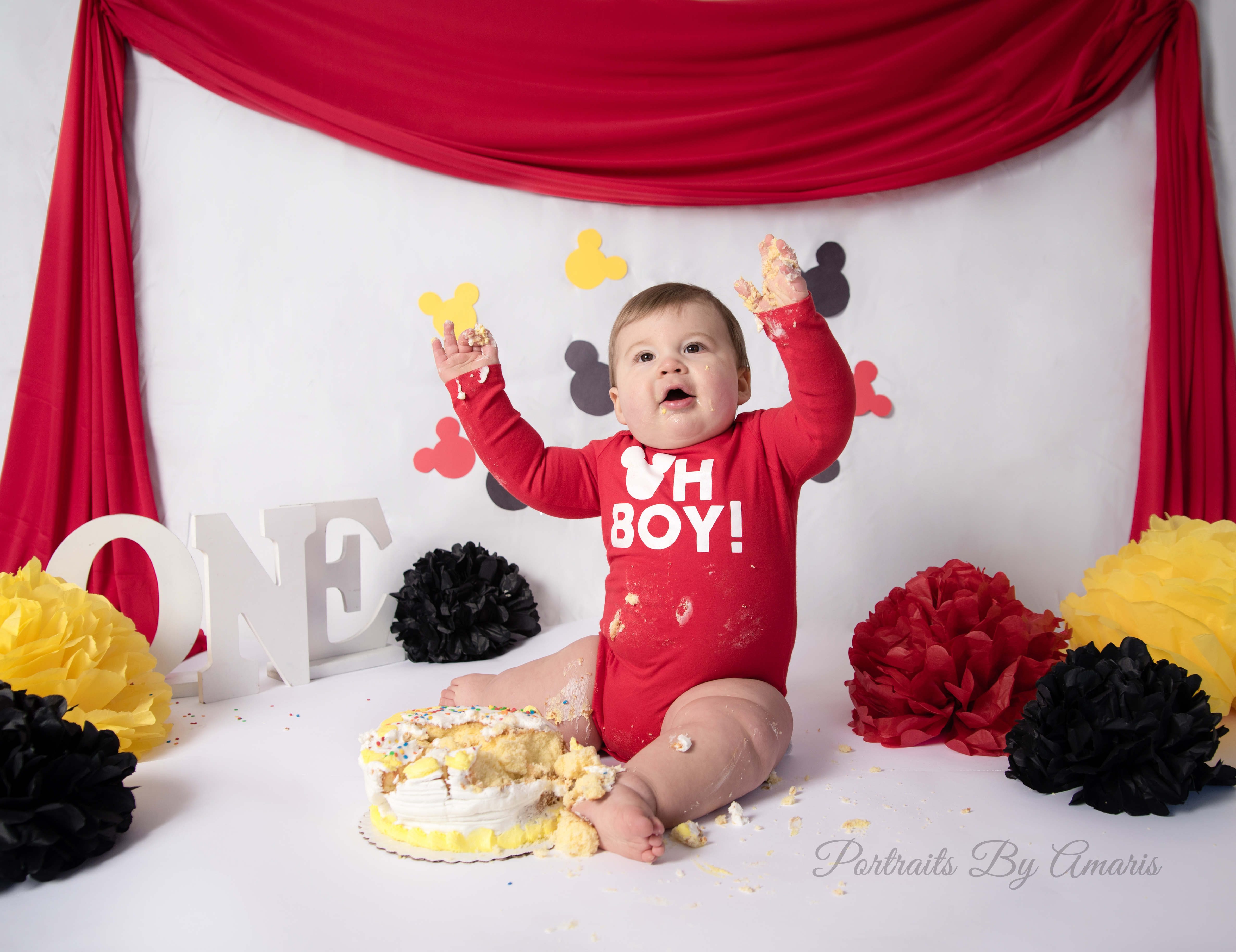 Mickey-mouse-cake-smash