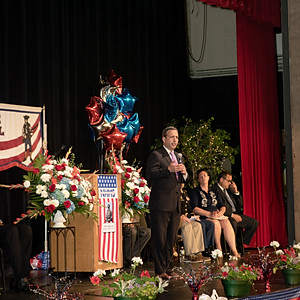 Nathan Hale 8th Grade Promotion