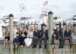 Bridal_Party_on_Dock