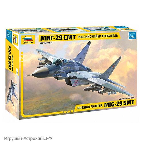 Звезда. Многоцелевой фронтовой истребитель МиГ-29 СМТ