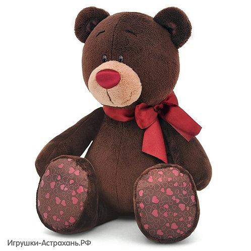 Мягкая игрушка Медведь Choco Orange сидячий