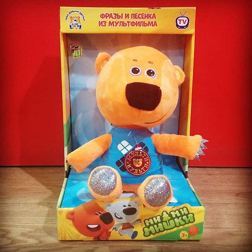 Мягкая игрушка Медвежонок Кеша (м/ф Мимимишки)