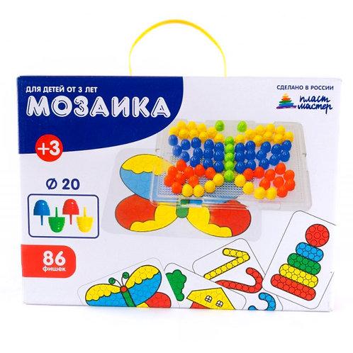 Развивающая игрушка Мозаика с картинками