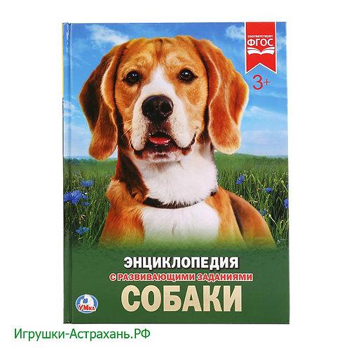 Энциклопедия СОБАКИ с развивающими заданиями
