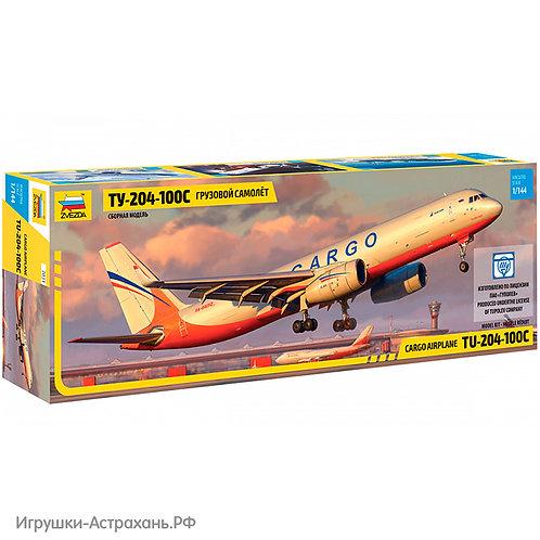 Звезда. Грузовой самолет нового поколения Ту-204-100С