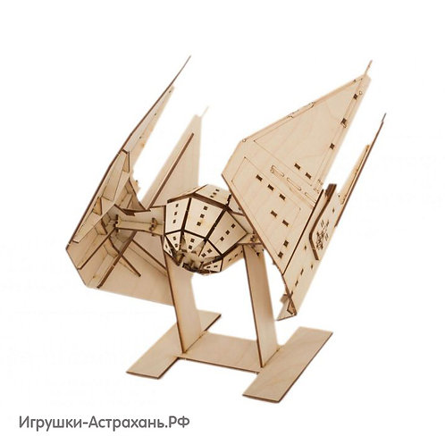 Конструктор из дерева Звёздный перехватчик