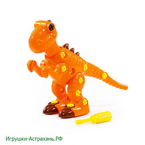 Полесье. Конструктор-динозавр Тираннозавр