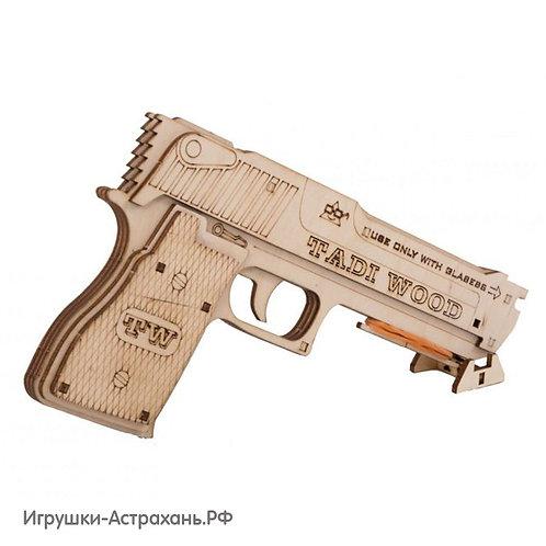 Конструктор из дерева Пистолет Беркут
