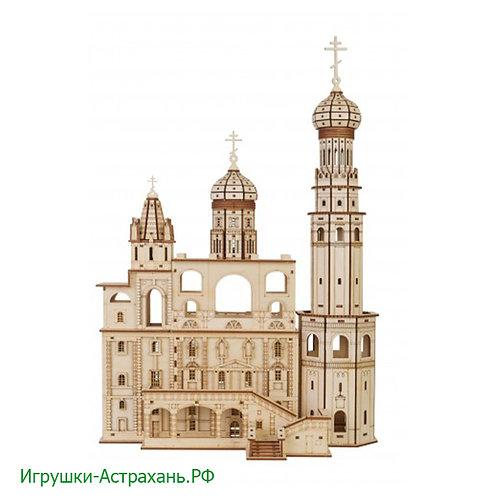 Конструктор из дерева Колокольня Ивана Великого