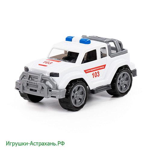 Полесье. Автомобиль Легионер-мини скорая помощь
