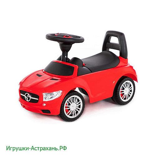 Полесье. Каталка-автомобиль SuperCar №1 со звуковым сигналом