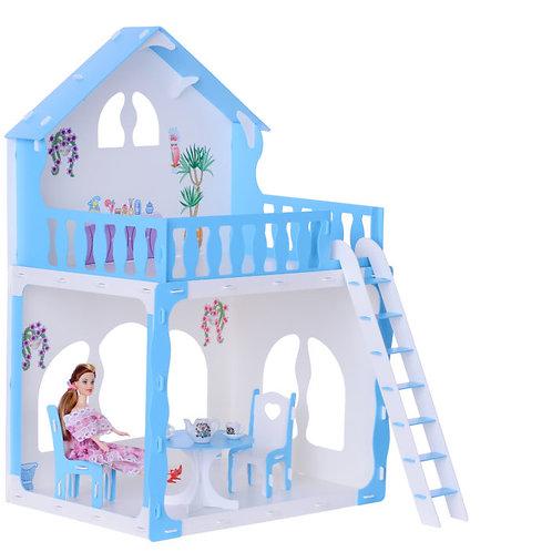 Домик для кукол Марина, высота 72 см
