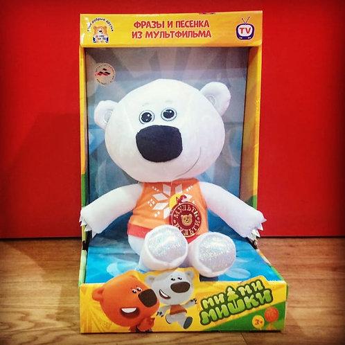 Мягкая игрушка Медвежонок Белая тучка (м/ф Мимимишки)