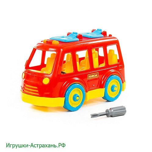 Полесье. Конструктор-транспорт Автобус