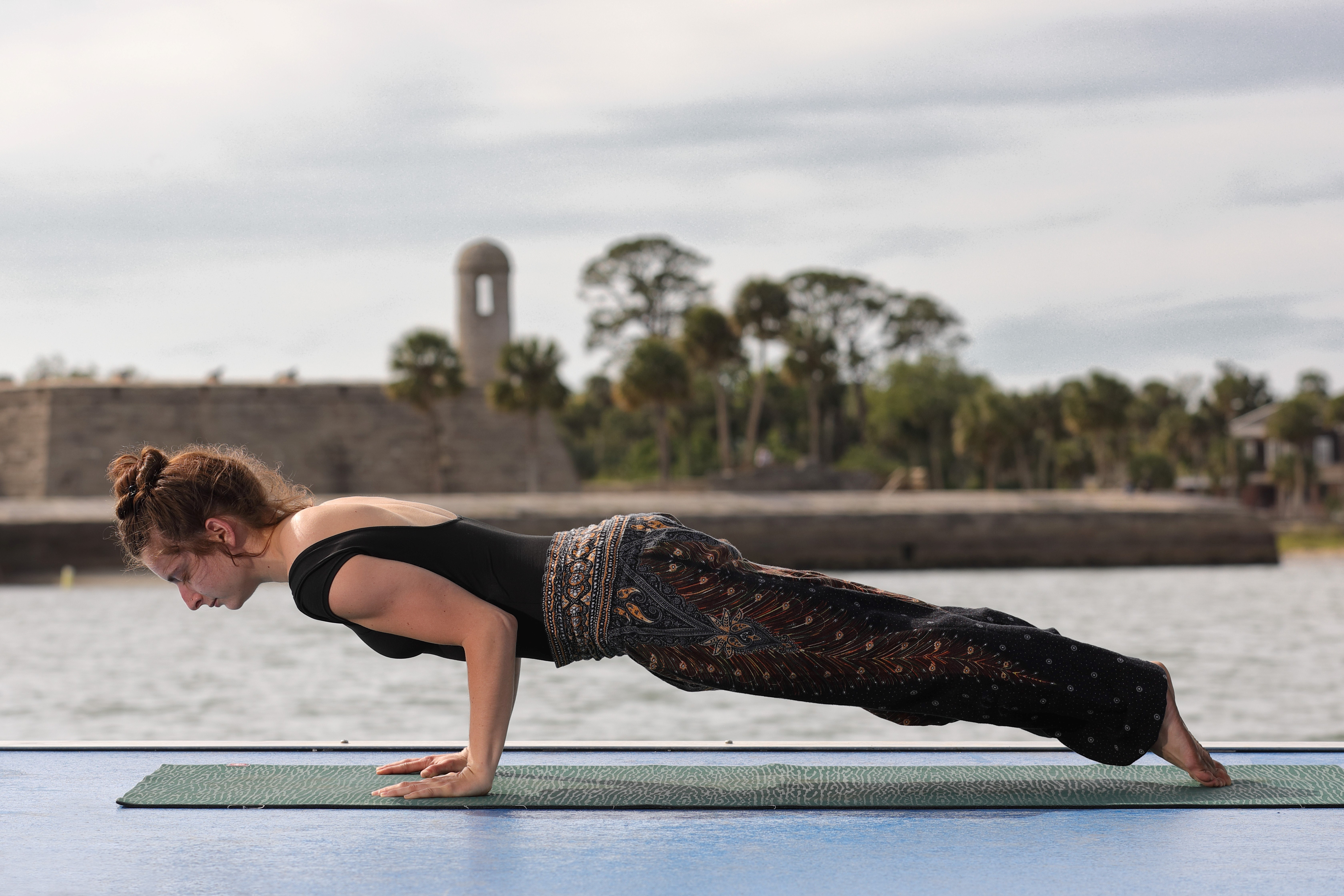 Yoga Basics with Berta