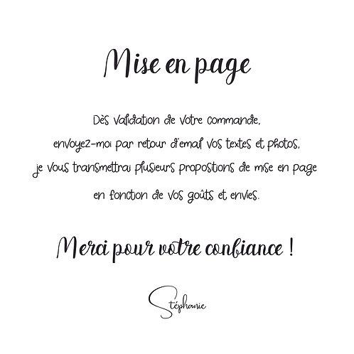 Mise en Page