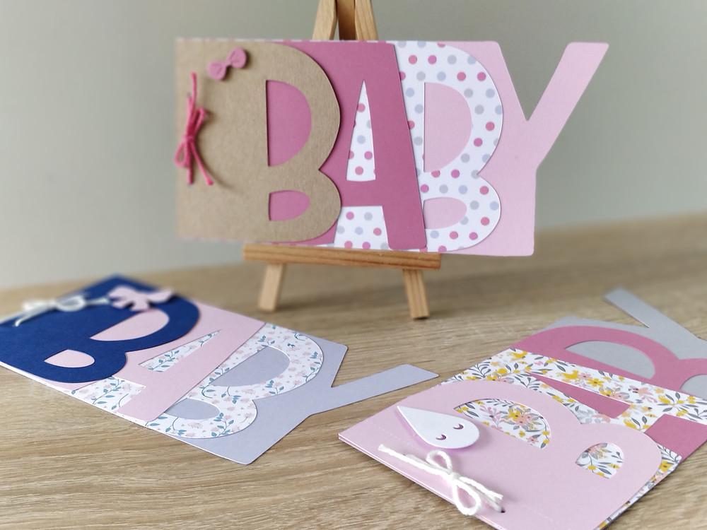 Baby Baby Shower ou faire-part original