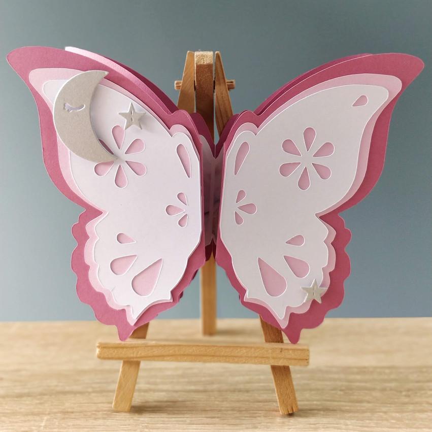 Faire-part Papillon