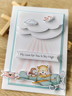 MFT - Sketch Challenge 519 - Sky High