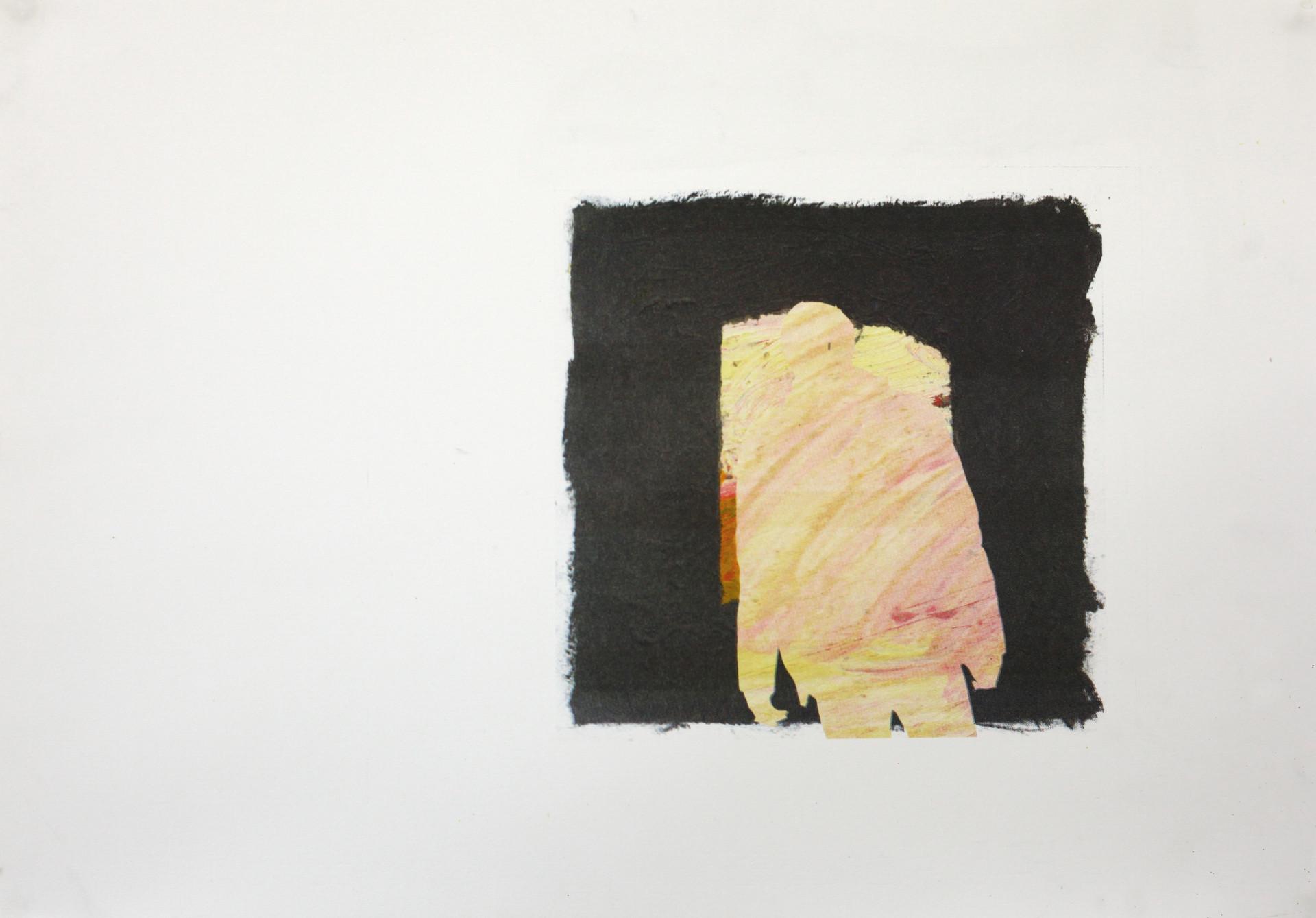 Noeth, lithoprint, 42 x 29 cm, 2016