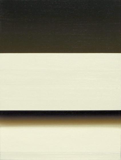 Noslun xii, oil on canvas, 45 x 60 cm, 2021