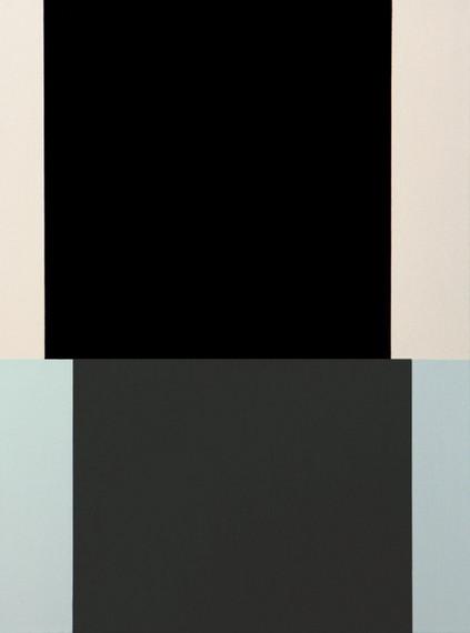 Ar Wyneb, oil on canvas, 75.1 x 100.4 cm, 2021