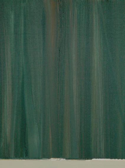 Noslun vii, oil on canvas, 30 x 40 cm, 2021