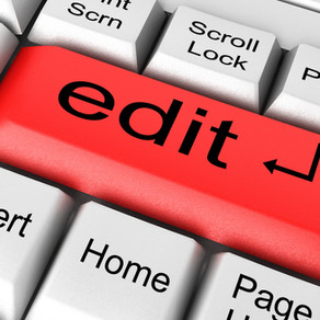 Which Level of Editing Does Your Manuscript Need?