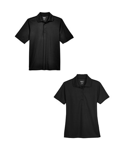 Rutgers SHP - Doctor of Physical Therapy Black Polo